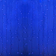 Световой занавес Neon-Night Дождь 235-303-6 (синий) -