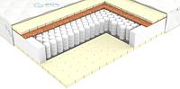 Матрас EOS Премьер 4/5а 160x200 (премиум Adaptive) -