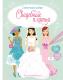 Развивающая книга Махаон Супернаклейки. Свадебные платья (Уотт Ф.) -