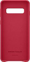 Чехол-накладка Samsung LeCover для S10 / EF-VG973LREGRU (красный) -