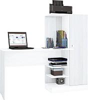 Письменный стол Тэкс Квартет-6 (белый) -