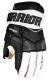 Перчатки хоккейные Warrior QRE Pro / QPG-BKW12 (черный/белый) -