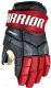 Перчатки хоккейные Warrior QRE Pro / QPG-BRD10 (черный/красный) -