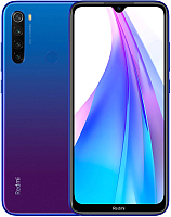 Смартфон Xiaomi Redmi Note 8T 3GB/32GB (Starscape Blue) -