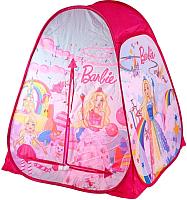 Детская игровая палатка Играем вместе Барби / GFA-BRB01-R -