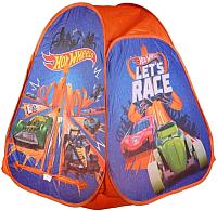Детская игровая палатка Играем вместе Hot wheels / GFA-HW01-R -
