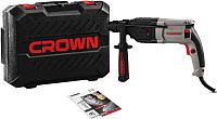 Перфоратор CROWN CT18138 BMC -