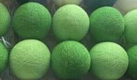 Тайские фонарики Подари 61001 (15/зеленый) -