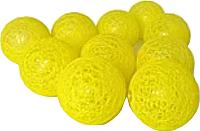 Тайские фонарики Подари 61001 (19/желтый) -