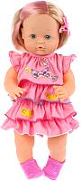 Кукла с аксессуарами Карапуз Ева с набором красок и аксессуаров для волос / B1183100-RU -