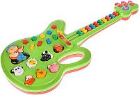 Музыкальная игрушка Умка Электрогитара. Песни из мультфильмов / B212180-R1 -