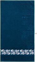 Полотенце Privilea Урсинья / 10с37 (50x90, синий) -