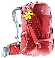 Рюкзак туристический Deuter Trans Alpine 28 SL / 3205117 5553 (Cranberry/Coral) -
