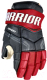 Перчатки хоккейные Warrior QRE Pro / QPG-BRD13 (черный/красный) -