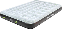 Надувной матрас High Peak Air bed Multi Comfort Plus / 40053 (серый/черный) -