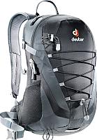 Рюкзак туристический Deuter Airlite 16 / 4420115 7410 (Black/Granite) -