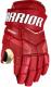 Перчатки хоккейные Warrior QRE Pro / QPG-RD10 (красный) -