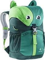 Детский рюкзак Deuter Kikki / 3610519 2231 (Alpinegreen/Forest) -