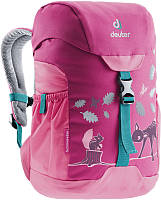 Детский рюкзак Deuter Schmusebar / 3612020 5546 (Magenta/Hotpink) -