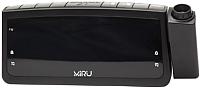 Радиочасы Miru CR-1010 (черный) -