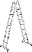 Лестница-трансформер Новая Высота NV 232 / 2320404 -