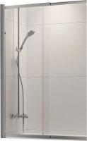 Стеклянная шторка для ванны New Trendy P-0038 (100х150) -