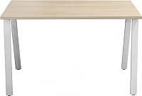 Обеденный стол Nowy Styl Baden Alu H25 100x68 (дуб нагано) -