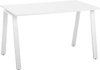 Обеденный стол Nowy Styl Baden White H18 120x68 (белый) -