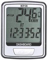 Велокомпьютер BBB DashBoard / BCP-06 (белый) -