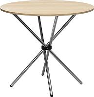 Обеденный стол Nowy Styl Aqua 90x90 (дуб нагано) -