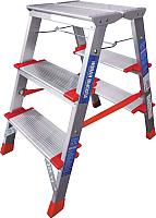 Лестница-стремянка Новая Высота NV 512 / 5120203 -