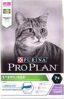 Корм для кошек Pro Plan Sterilised Senior 7+ с индейкой (10кг) -
