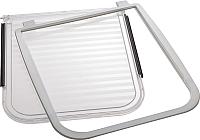 Запасная дверь для откидной дверцы Ferplast Kit For Swing 9 Flap / 72123100 (белый) -