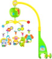 Мобиль на кроватку Hanglei Toys С прожектором / HL2018-25R -