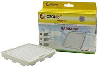 Фильтр для пылесоса OZONE H-40 -