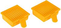 Комплект фильтров для пылесоса OZONE HR-77 -