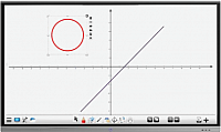 Интерактивная панель Prestigio MultiBoard 55 (PMB528L552) -