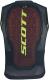 Защитный жилет горнолыжный Scott AirFlex Jr Vest Protector / 271920-4296 (XXS, голубые ночи/лимонно-желтый) -