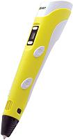 3D ручка Даджет 3Dali Plus (желтый) -
