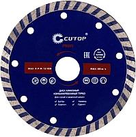 Отрезной диск алмазный Cutop Profi 61-12523 -