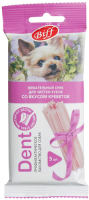 Лакомство для собак TiTBiT Dent Жевательный снек со вкусом креветок -