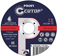 Отрезной диск Cutop Profi 39994т -