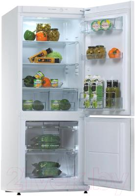 Холодильник с морозильником Snaige RF27SM-P100220