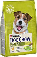 Корм для собак Dog Chow Adult Small Breed с курицей (2.5кг) -