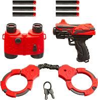 Игровой набор полицейского Bondibon Властелин / ВВ4025 -