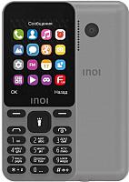 Мобильный телефон Inoi 241 (темно-серый) -