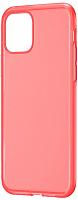 Чехол-накладка Baseus Jelly для iPhone 11 Pro (красный) -