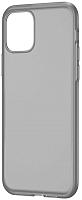 Чехол-накладка Baseus Jelly для iPhone 11 Pro (черный) -