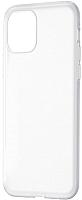 Чехол-накладка Baseus Jelly для iPhone 11 (белый) -
