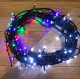 Светодиодная гирлянда Neon-Night Твинкл Лайт 303-155 (10м, белый/мультиколор) -